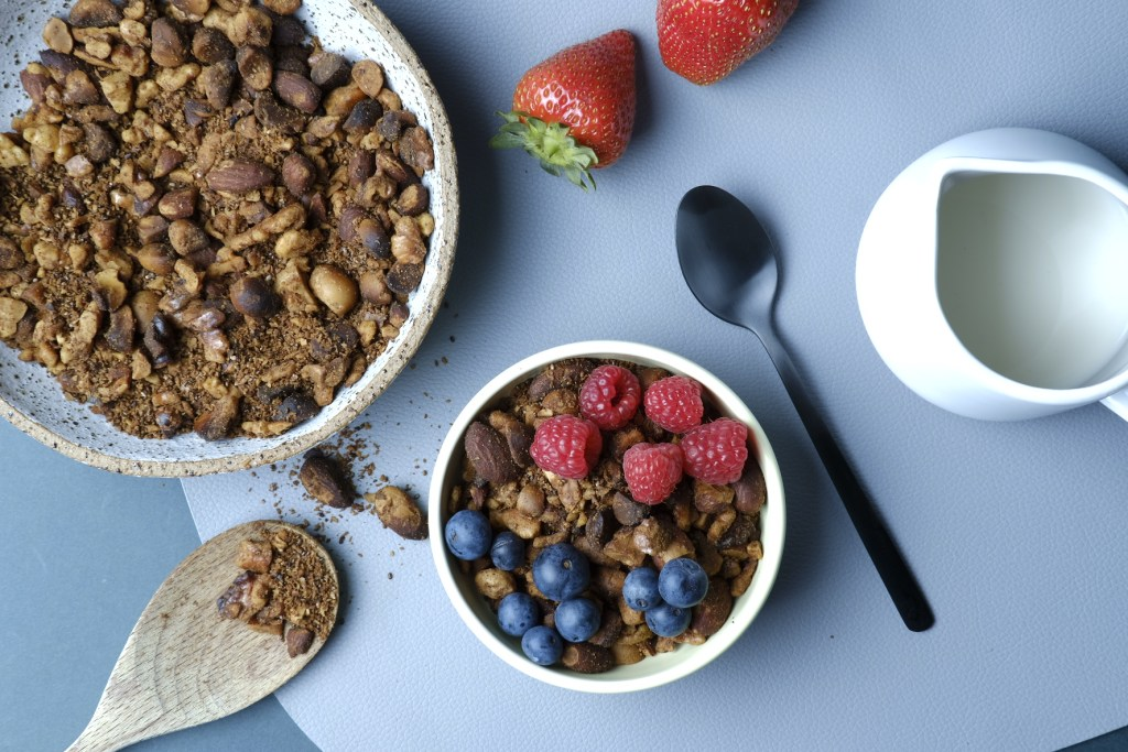 low carb cereal recipe