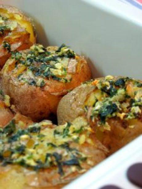 Картопля, запечена по-португальськи