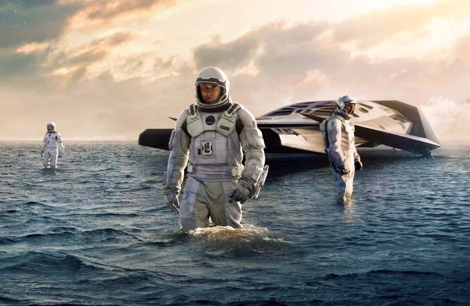 Picture courtesy of www.interstellar-movie.com