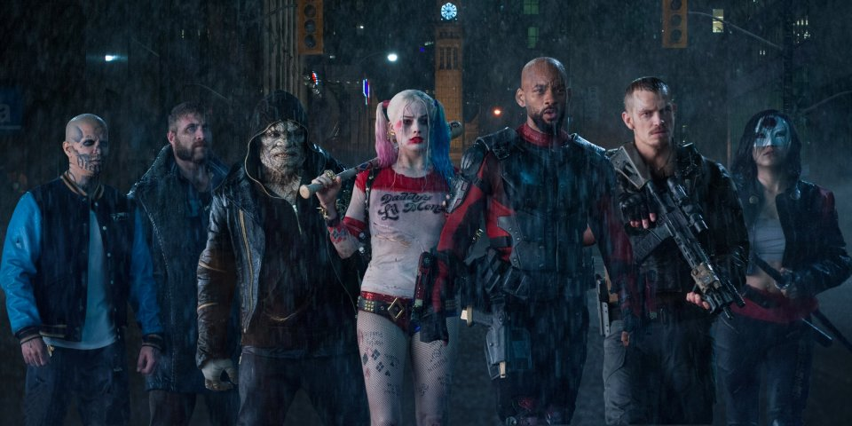 Suicide Squad 2 Mel Gibson