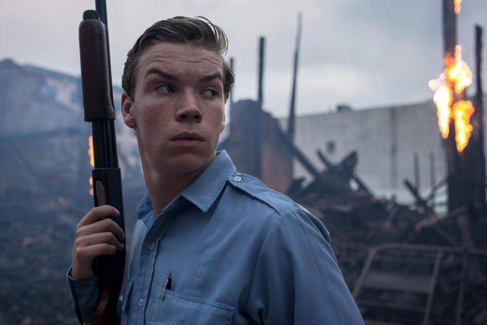 Will Poulter as Philip Krauss in Detroit