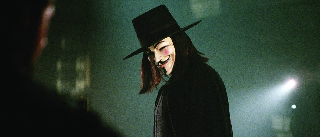A V For Vendetta Series Is In The Works At Channel 4