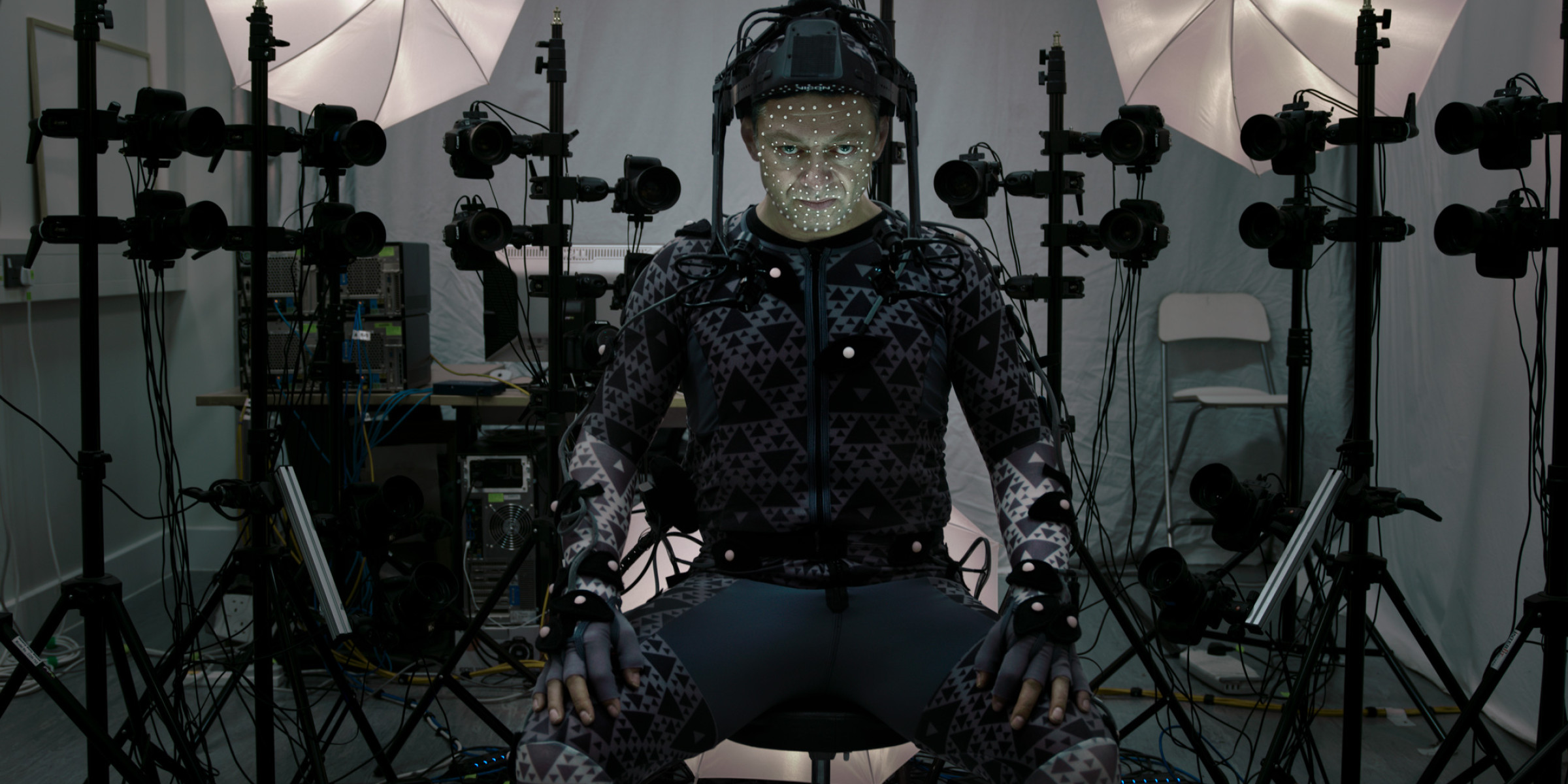 Star Wars The Last Jedi's Andy Serkis Dishes More Details On Supreme Leader Snoke