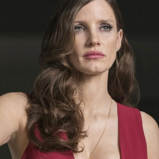 The Flash Movie Could Feature Jessica Chastain Playing A Female Reverse-Flash