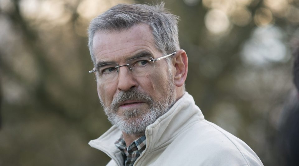 Pierce Brosnan in The Foreigner