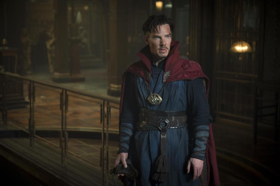 Doctor Strange 2 Image via @Marvel