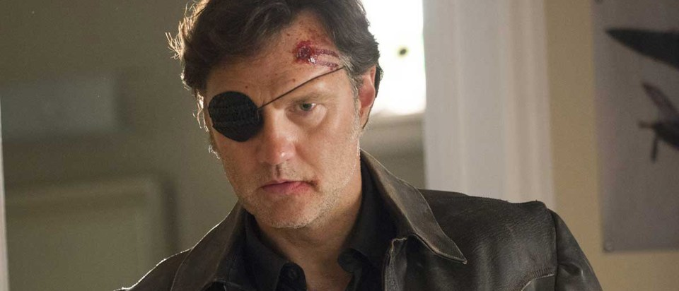 David Morrissey as The Governor in The Walking Dead