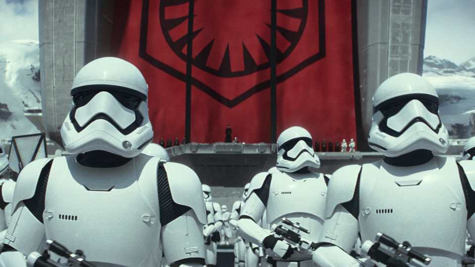 Is The First Order no longer playing an important role in Star Wars: The Rise Of Skywalker?