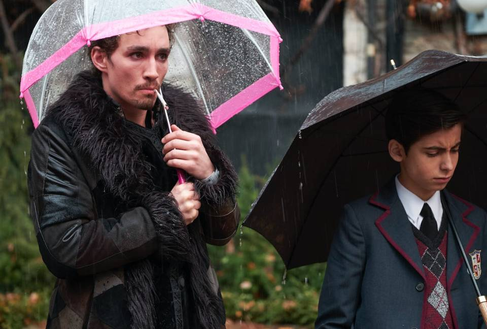 The Umbrella Academy season 2 netflix