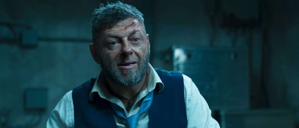 Andy Serkis could play Alfred Pennyworth in The Batman