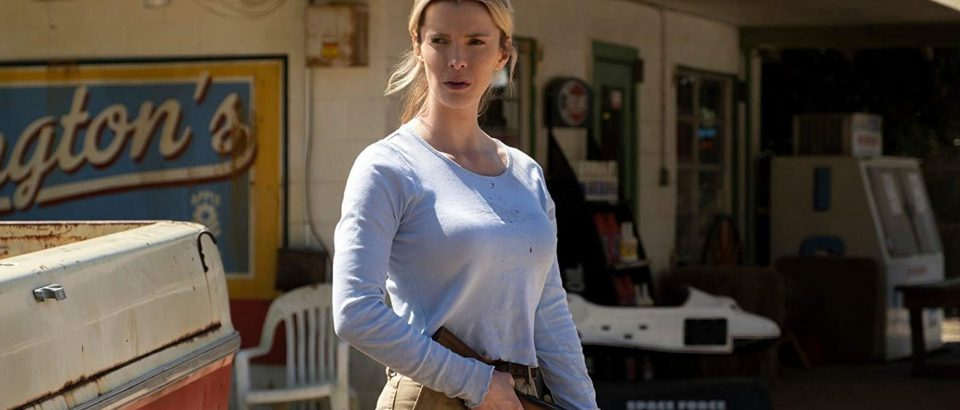 The Hunt Review Betty Gilpin Blumhouse