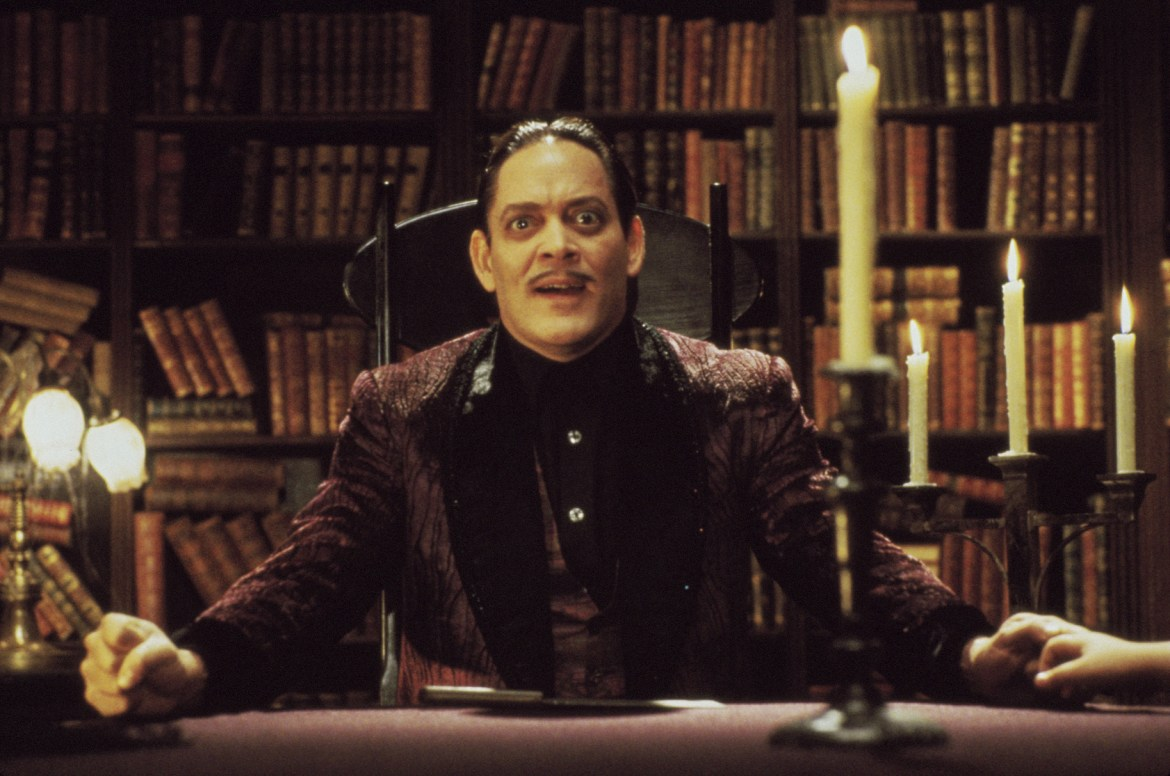 Johnny Depp to play Gomez Addams in Netflix's The Addams Family