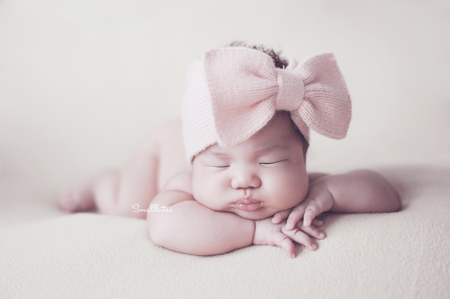 Smallbites by rittar surabaya newborn session kelly