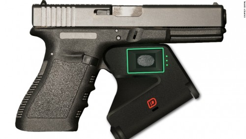 gun-fingerprint-lock