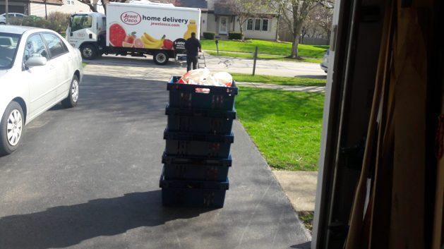 Jewel grocery deliver