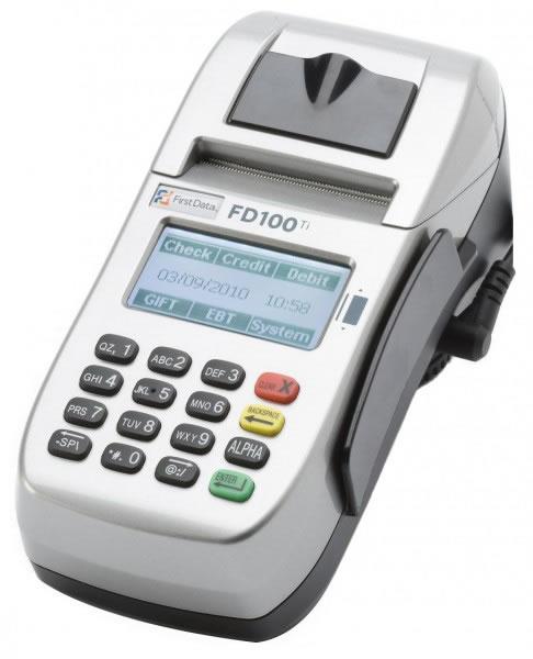 Wells Fargo Credit Card Swiper