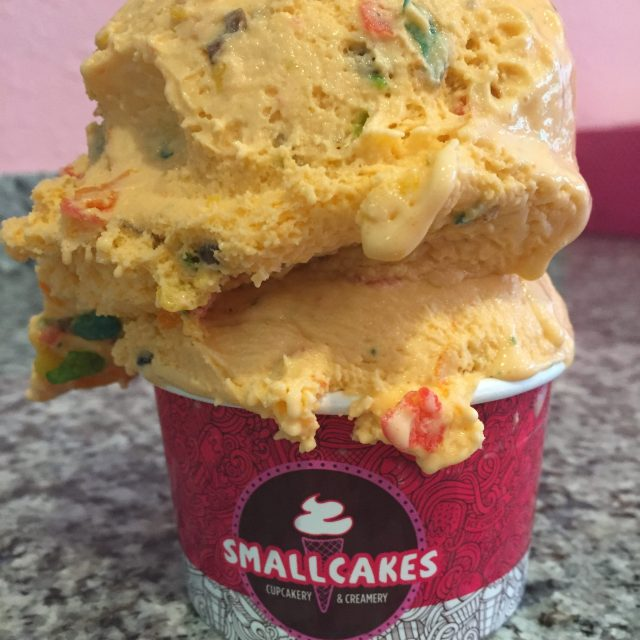 Fruity Pebbles Ice Cream