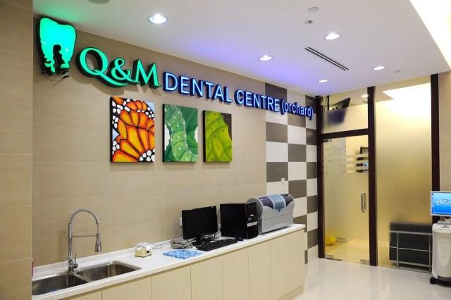 q&m dental stock price