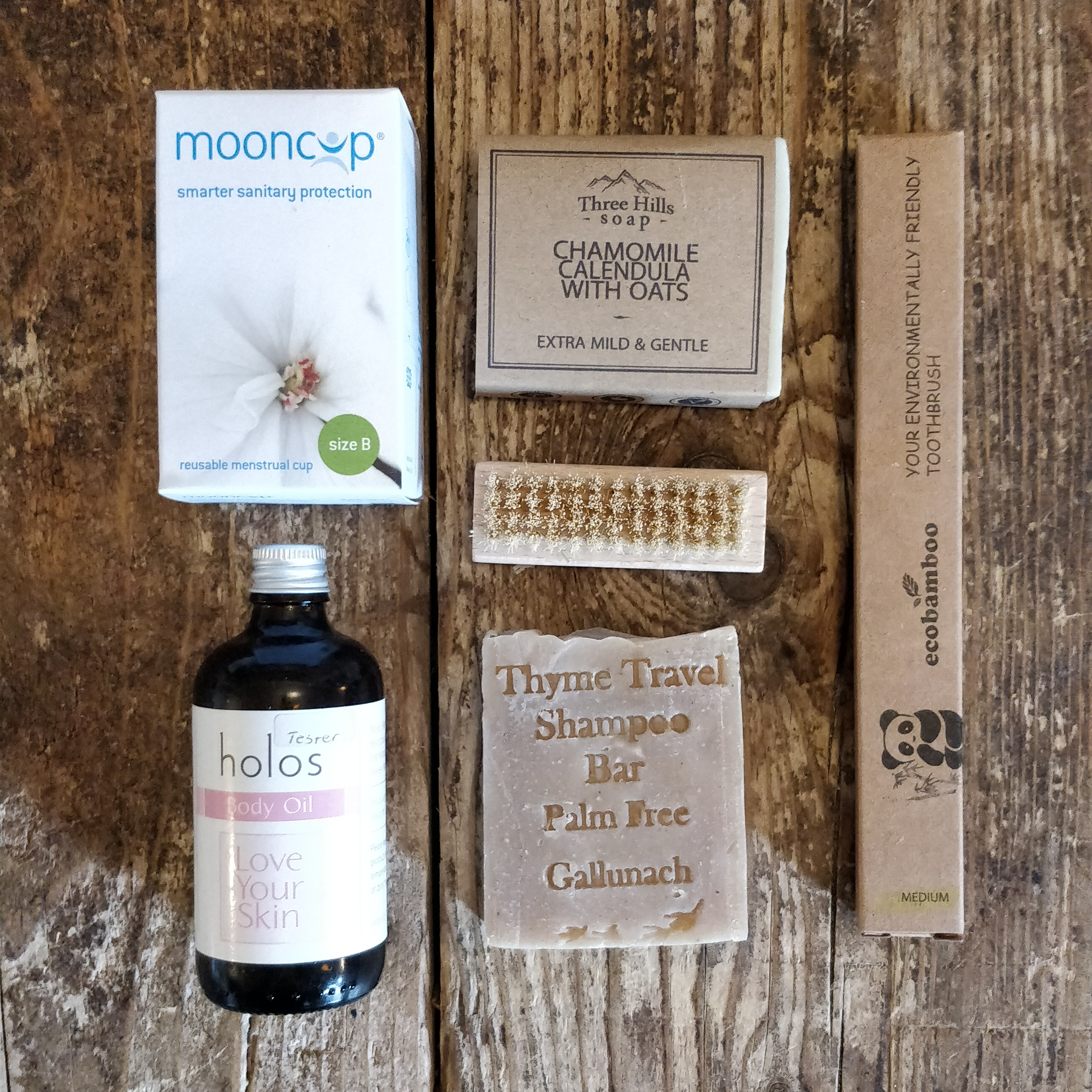 eco-friendly care products