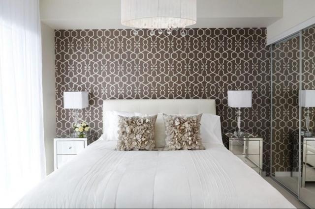 130 Square Feet Bedroom Interior Decoration Ideas - Small ...