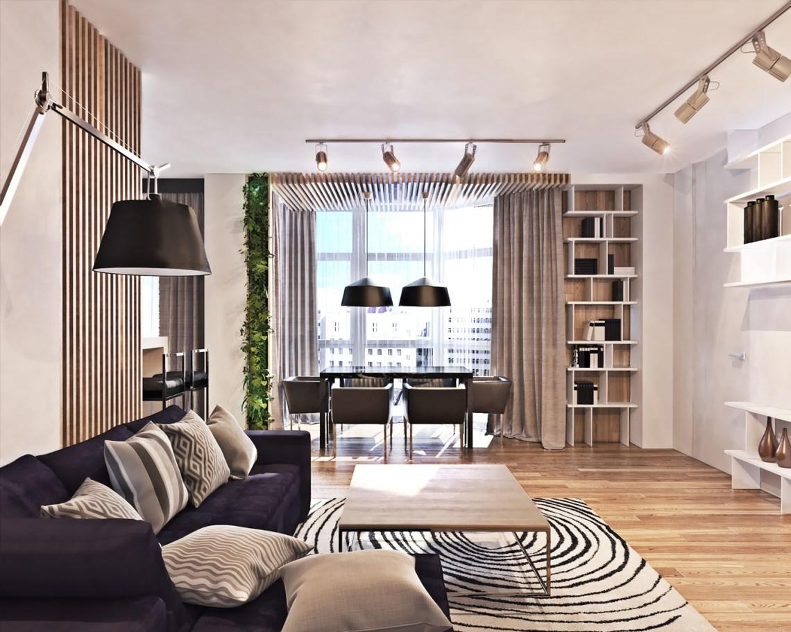 Contemporary Interior Design Style - Small Design Ideas