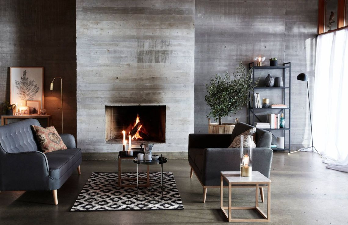 Modern Cottage Interior Design Tips. Trends and Features ...