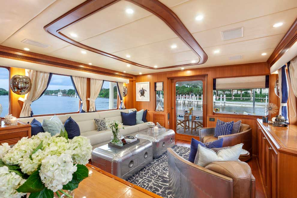 yacht and boat interior design ideas