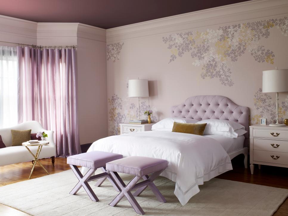 cozy feminine bedroom ideas for
