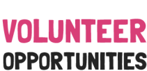Volunteer Opportunities New England area