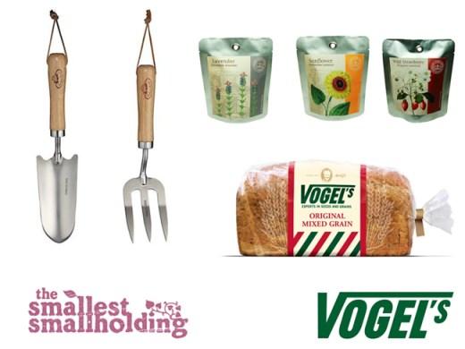 Vogel's Love Toast Community gardening pack