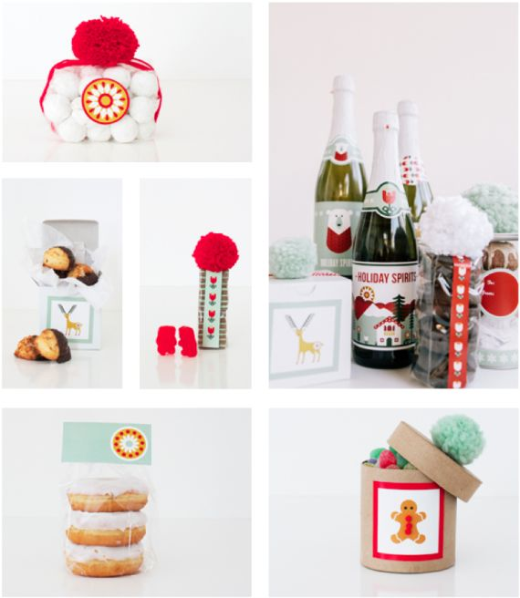 Holiday Party Favors | Small FryHoliday Party Favors | Small Fry