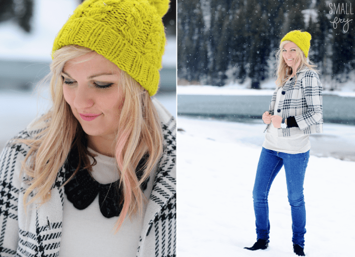 fashion, style, mom, winter, beanie, forever 21, gap, urban outfitters, sam edelman