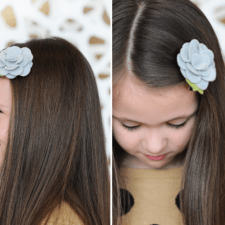girls, hair, long, style, easy, bloomies