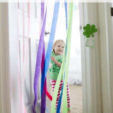 kids, crafty, diy, activity, scavenger hunt, st. patricks day