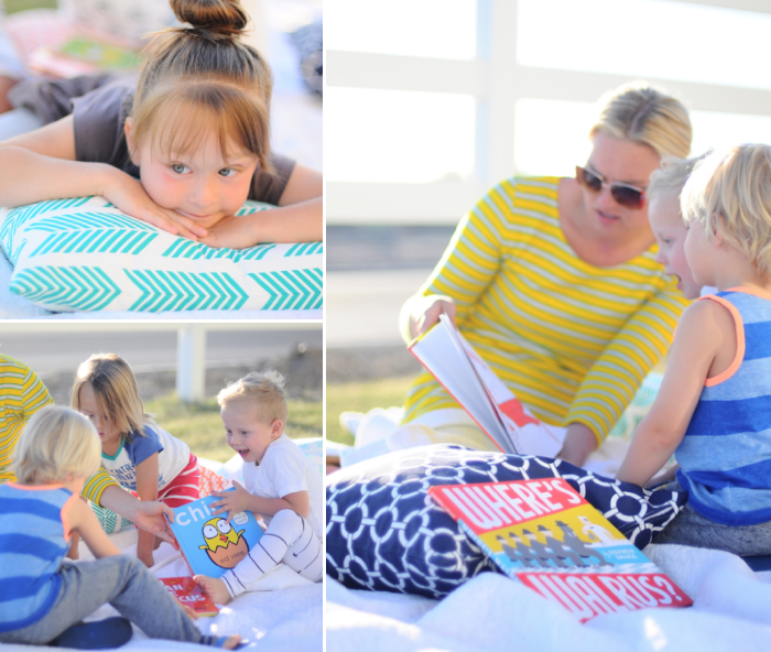 neighborhood story time || caitlin wilson textiles