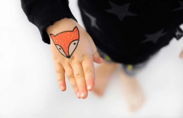 Fox Tattoos! | A Little Bundle
