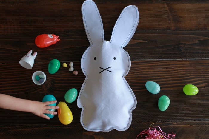 Miffy Easter Tote DIY