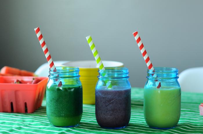 3 Smoothie Recipes | Made to Matter