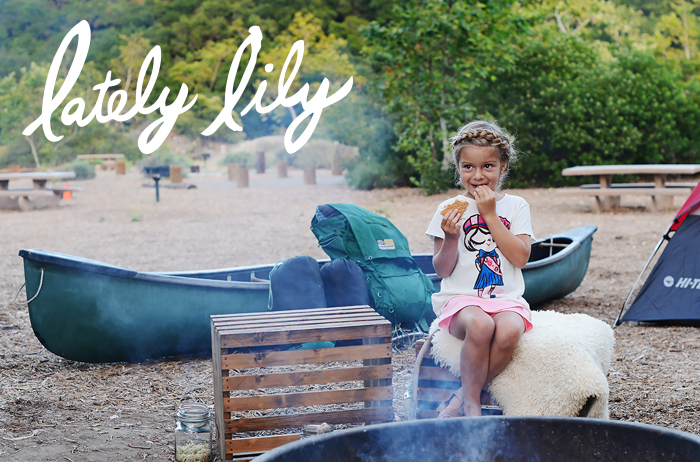 Camp Lily | Lately Lily