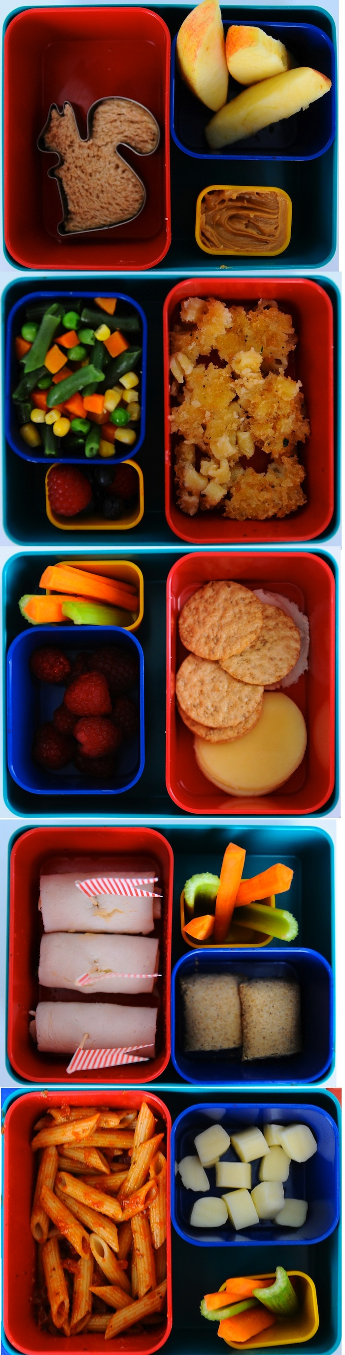 Week of Lunches   Made to Matter at Target