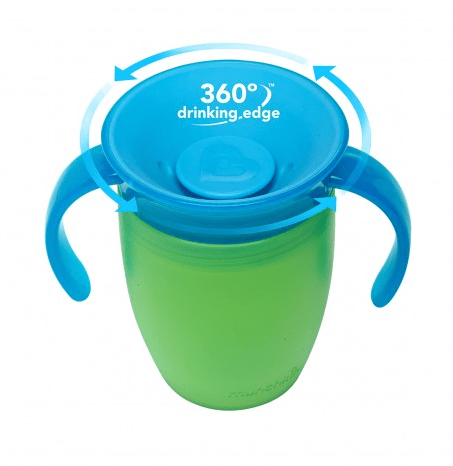 360 Cup - No Spill, Drink from any angle