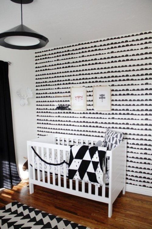10 Graphic Nurseries