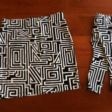body con baby leggings