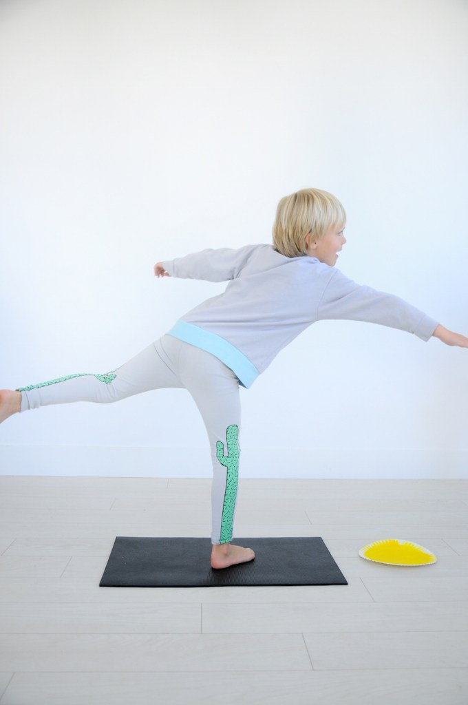 Yoga With Kids