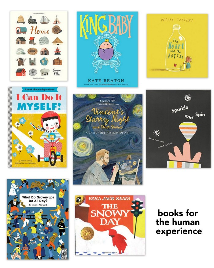 Kids Book Guides - Books for the Human Experience