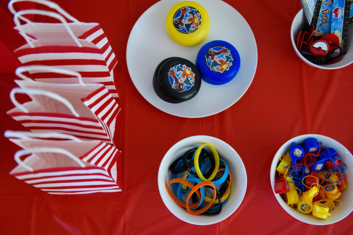 Make Your Own Party Favor Bar | Pokemon Party