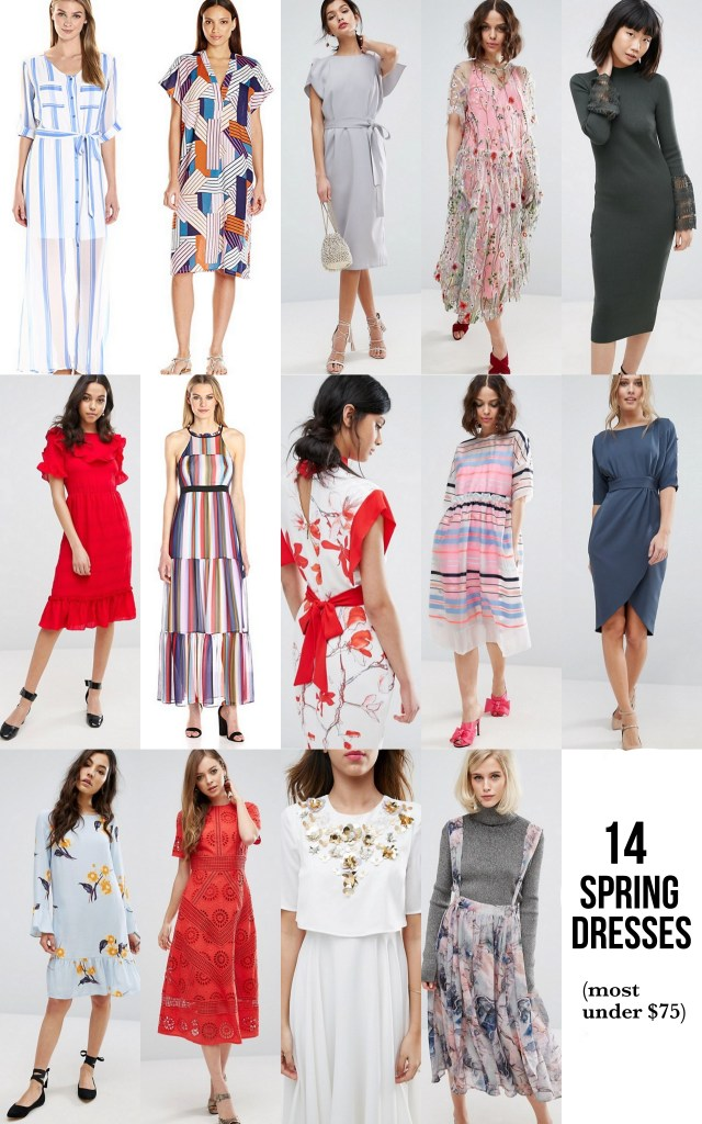 Easter Dresses for Women (most under $75)