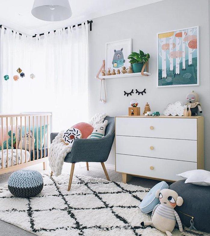10 Modern Nurseries