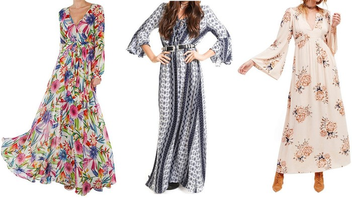 8ef2ea3fb3 And if you re looking for a good warm weather maxi we spotted these three  for under  30. WHAT ! BRIGHT FLORAL    MIXED STRIPED    CREAM FLORAL ·  dresses