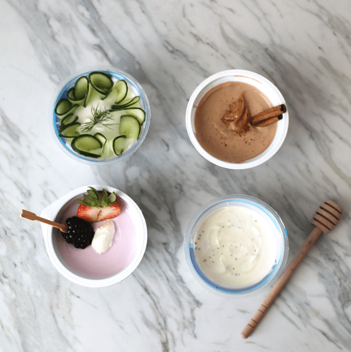 4 Greek Yogurt Dips for Parties